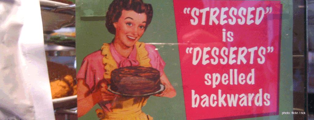 stressed isnt bad