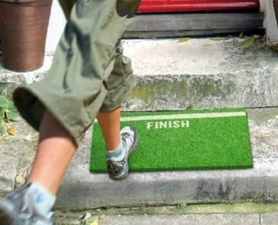 finish-line-doormat