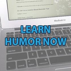 humor course