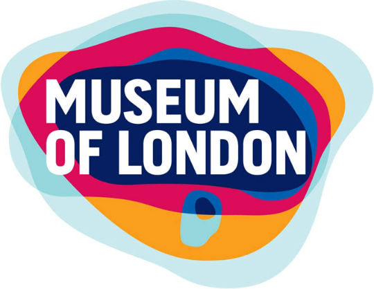 museum of london hidden message logo