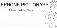 Team-Building Activity – Telephone Pictionary