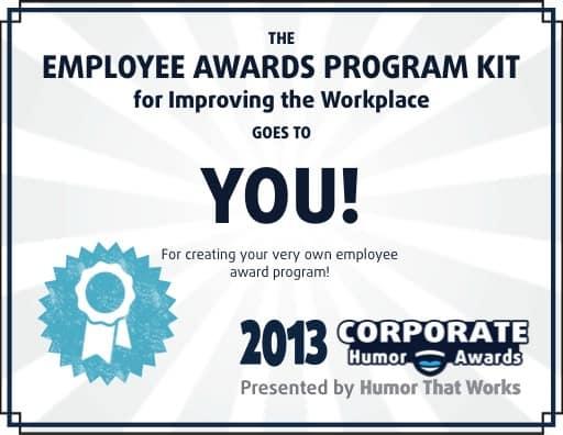 00 Employee Awards Program Kit