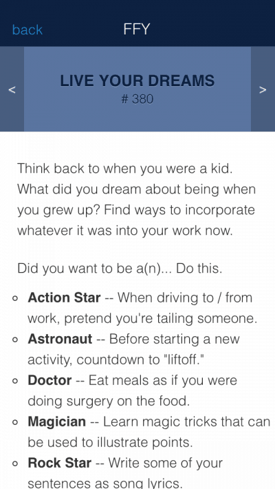 humor at work app screenshot 1