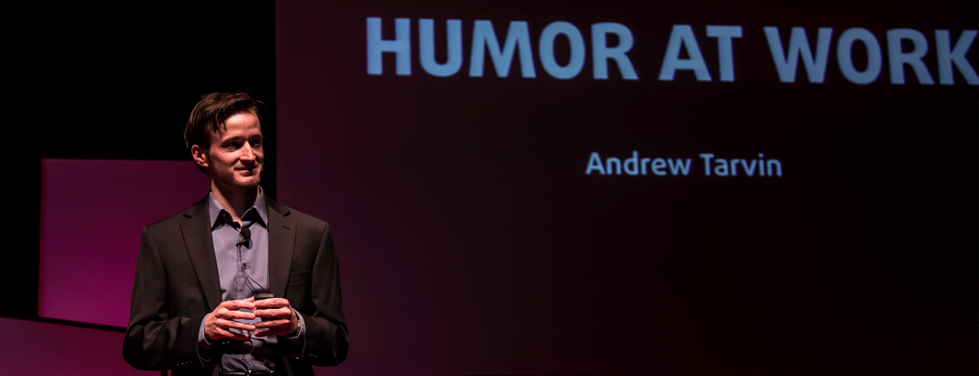 humor at work andrew tarvin