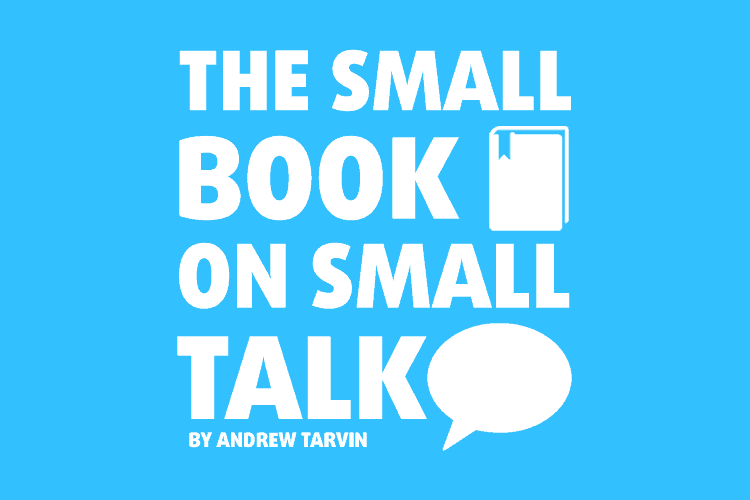 small book on small talk