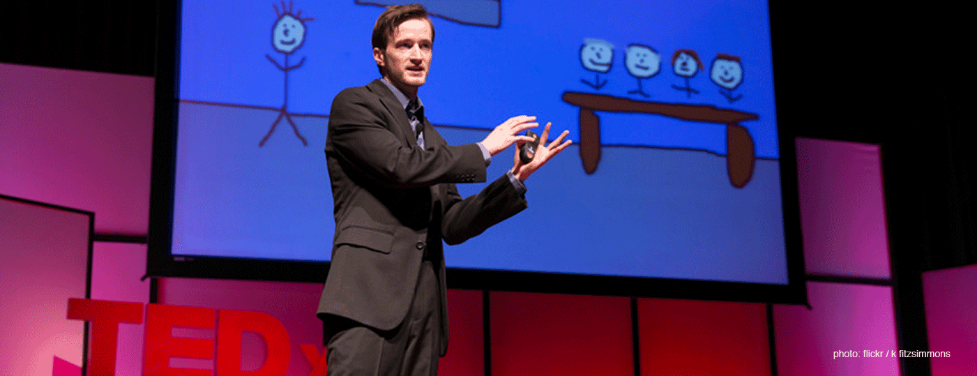 humor at work tedx talk