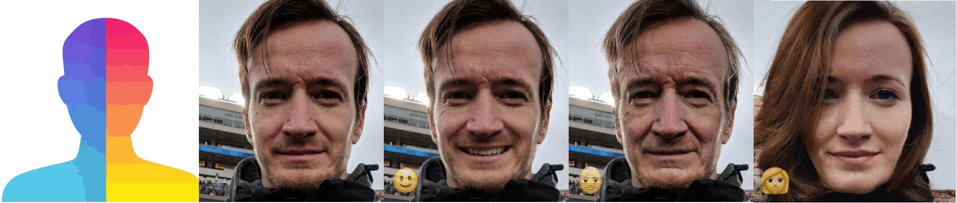 faceapp example