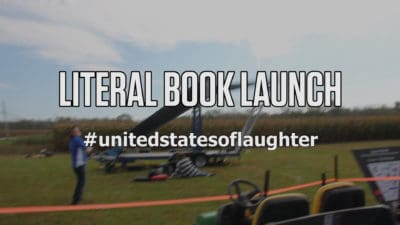 literal book launch