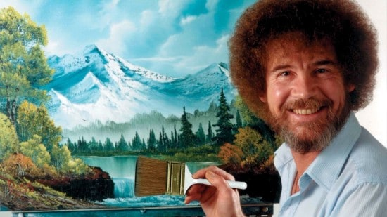 bob ross content marketer