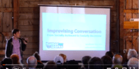Improvising Conversations: From Socially Awkward to Socially Awesome