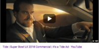 Why Tide Super Bowl Ad Was So Funny