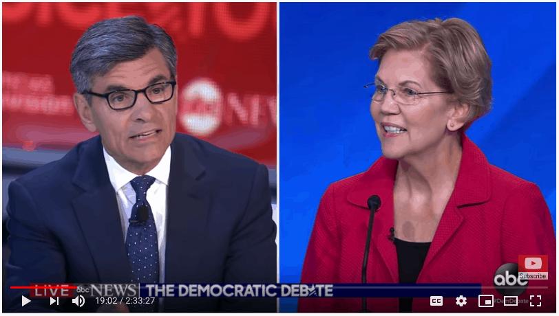Elizabeth Warren Middle Class Taxes