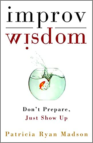 improv-wisdom-book-review-humor